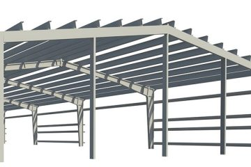 Çelik Konstrüksiyon / Çelik Çatı